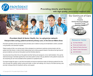 Home - Provident Healthcare